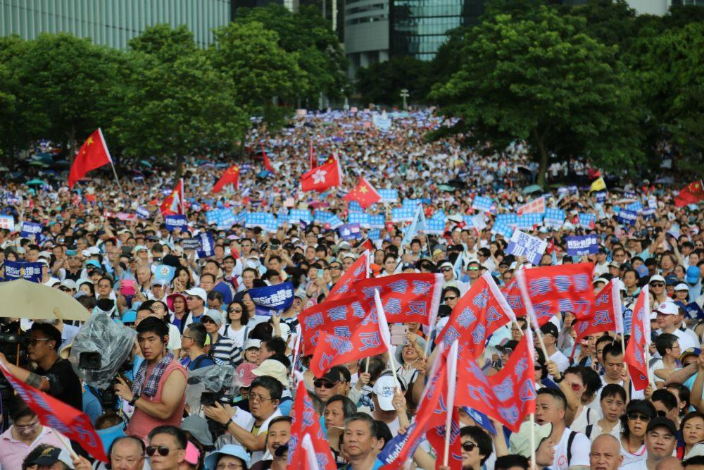 團體發起8.10「全民撐警日」支持警員維護法紀